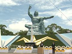 長崎原爆犠牲者慰霊平和祈念式典あいさつ-平成28年8月9日