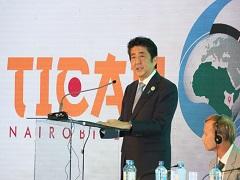 UHC in Africaに関するハイレベルパネル 安倍総理スピーチ-平成28年8月26日