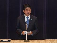 第50回自衛隊高級幹部会同 安倍内閣総理大臣訓示-平成28年9月12日