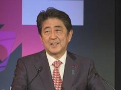 HeForSheレセプション 安倍総理スピーチ-平成28年9月20日