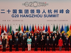 G20杭州サミット出席等-平成28年9月4日