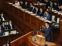 第192回国会における安倍内閣総理大臣所信表明演説-平成28年9月26日