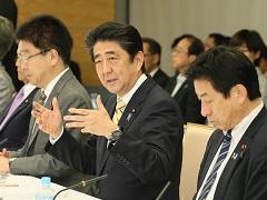 働き方改革実現会議-平成28年9月27日
