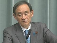 平成28年11月15日(火)午前-内閣官房長官記者会見