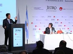 日本・アルゼンチン経済フォーラム 安倍総理スピーチ-平成28年11月21日