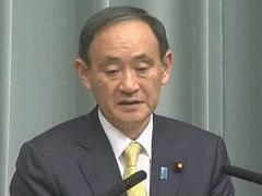 平成28年12月1日(木)午前-内閣官房長官記者会見