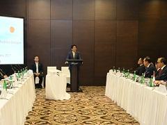 日本・インドネシア・ビジネス会合 安倍総理スピーチ-平成29年1月15日