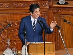 第193回国会における安倍内閣総理大臣施政方針演説-平成29年1月20日