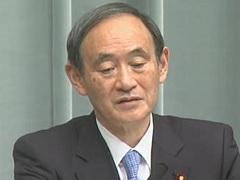 平成29年3月24日(金)午後-内閣官房長官記者会見