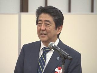外務大臣及び山口県知事共催レセプション-平成29年3月23日