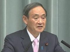 平成29年4月4日(火)午前-内閣官房長官記者会見