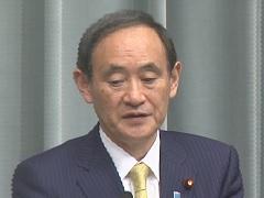 平成29年4月14日(金)午前-内閣官房長官記者会見