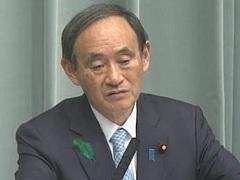 平成29年4月19日(水)午後-内閣官房長官記者会見
