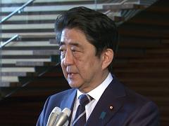 今村復興大臣の辞任等についての会見-平成29年4月26日