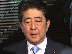 北朝鮮による弾道ミサイル発射事案についての会見-平成29年5月14日