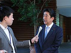北朝鮮による弾道ミサイル発射事案についての会見2-平成29年5月14日