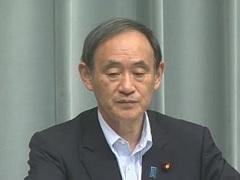 平成29年5月19日(金)午後-内閣官房長官記者会見