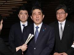 北朝鮮による弾道ミサイル発射事案についての会見-平成29年5月21日