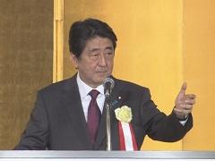 日本経済団体連合会創立70周年記念パーティ-平成29年5月31日