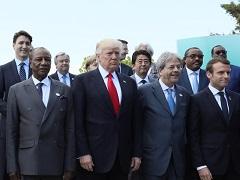 G7タオルミーナ・サミット -2日目--平成29年5月27日