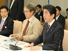 経済財政諮問会議-平成29年6月2日