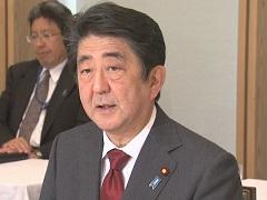 政府与党連絡会議-平成29年6月6日