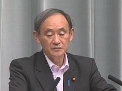 平成29年6月15日(木)午後-内閣官房長官記者会見