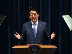 安倍内閣総理大臣記者会見【手話版】-平成29年6月19日