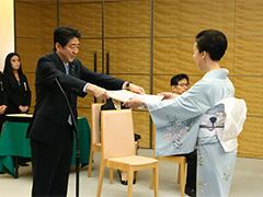 男女共同参画社会づくりに関する表彰式-平成29年6月21日