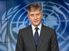 国際平和協力法25周年記念公開シンポジウム 国連PKO局長メッセージ