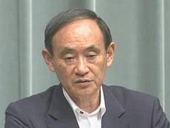 平成29年7月3日(月)午前-内閣官房長官記者会見