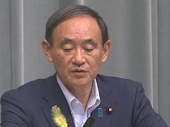 平成29年7月5日(水)午前-内閣官房長官記者会見