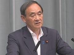 平成29年7月10日(月)午後-内閣官房長官記者会見