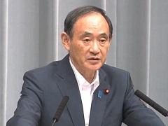 平成29年7月9日(日)午前-内閣官房長官記者会見