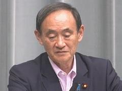平成29年7月11日(火)午前-内閣官房長官記者会見