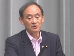 平成29年7月11日(火)午後-内閣官房長官記者会見