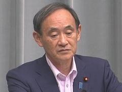 平成29年7月12日(水)午後-内閣官房長官記者会見