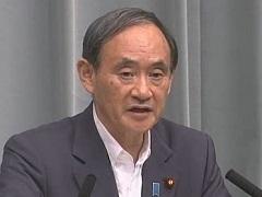 平成29年7月13日(木)午前-内閣官房長官記者会見