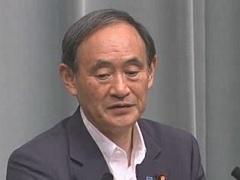 平成29年7月13日(木)午後-内閣官房長官記者会見