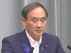 平成29年7月14日(金)午前-内閣官房長官記者会見