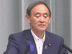 平成29年7月14日(金)午後-内閣官房長官記者会見