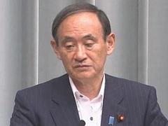 平成29年7月26日(水)午後-内閣官房長官記者会見