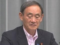 平成29年7月27日(木)午後-内閣官房長官記者会見