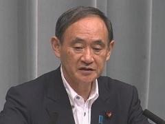 平成29年8月1日(火)午前-内閣官房長官記者会見