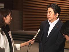 北朝鮮による弾道ミサイル発射事案についての会見(2)-平成29年7月29日