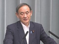 平成29年8月2日(水)午後-内閣官房長官記者会見