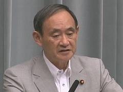平成29年8月30日(水)午前-内閣官房長官記者会見