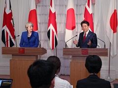 日英共同記者会見-平成29年8月31日