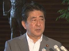 北朝鮮による核実験の実施についての会見(1)-平成29年9月3日