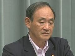 平成29年9月4日(月)午後-内閣官房長官記者会見